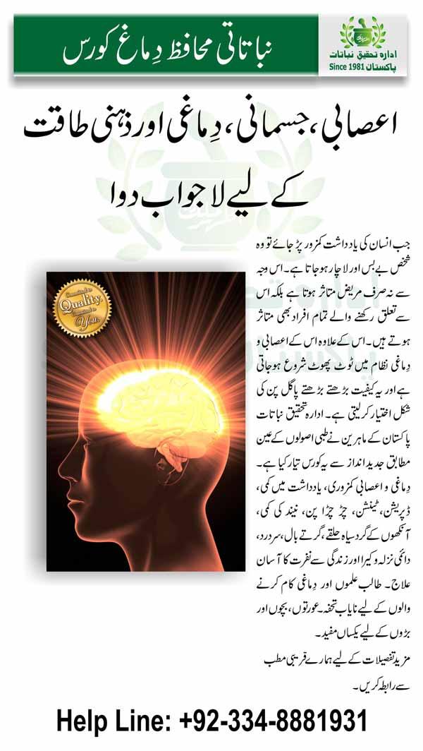 10-Nabatati-Muhafiz-e-Dimaagh-Course