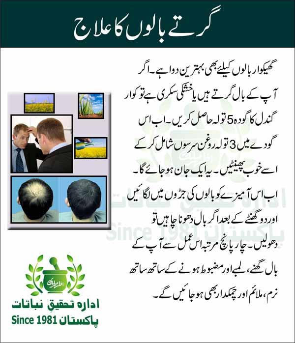 Girtey-Baal-Tips-in-Urdu